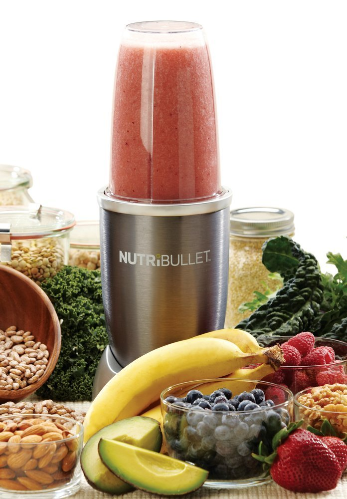 The popular Nutribullet is definitely one of the best smoothie makers out on the market right now.