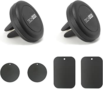 2-Pack Air Vent Magnetic Universal Car Mount Holder