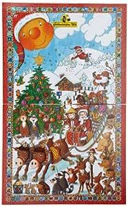 Goldmännchen Wand-Adventskalender mit 24 verschiedenen Teesorten, groß, 1er Pack (1 x 52 g)
