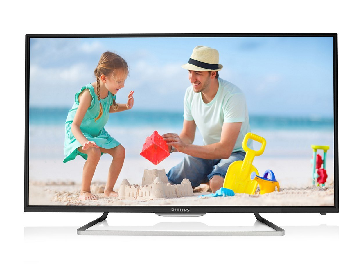 Philips 101.6 cm (40 inches) 40PFL5059/V7 Full HD LED Television