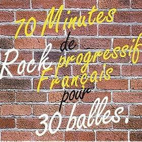 70 Minutes de rock progressif francais