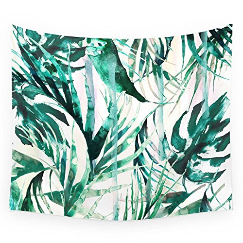 Society6-Green-Tropical-Paradise-Wall-Tapestry