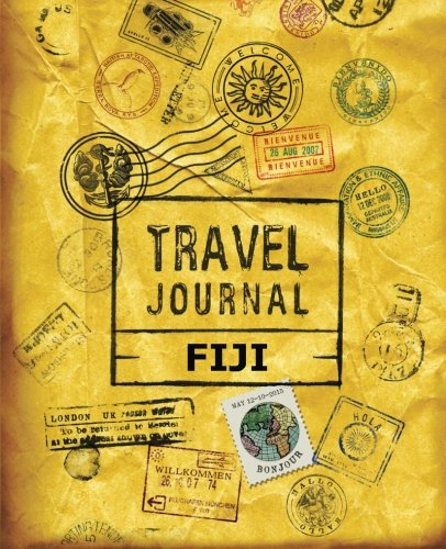 Travel Journal Fiji