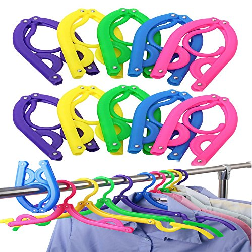 daixers-10pcs-portable-folding-clothes-hangers-clothes-drying-rack-for-travel