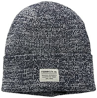 Tom Tailor Denim Men's Structured Mouline Cap Beanie