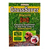 NaturVet GrassSaver Biscuits for Dogs, 11 oz box