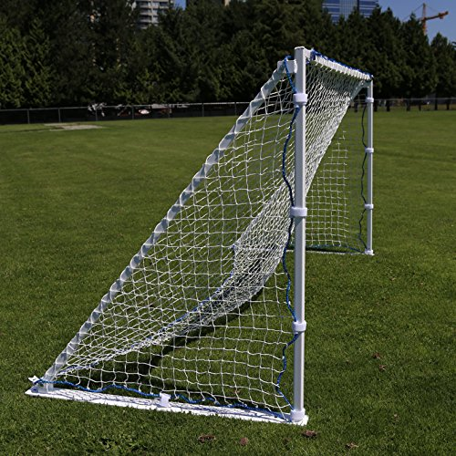 SharpShooter, width changes from 4'x8' to 4'x6' to 4'x4' on the fly. Portable, Aluminum Soccer Goal - Great for Kids to Professional Level - Kit includes Carry Bag, Net and Collapsible Aluminum Frame (12 Gauge Target Load Ammo compare prices)