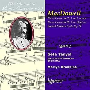 Romantic Piano Concerto Vol. 25: Piano Concerto 1 & 2 / Modern Suite