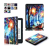 ProElite Designer Smart Flip case cover for Amazon Kindle E Reader 6
