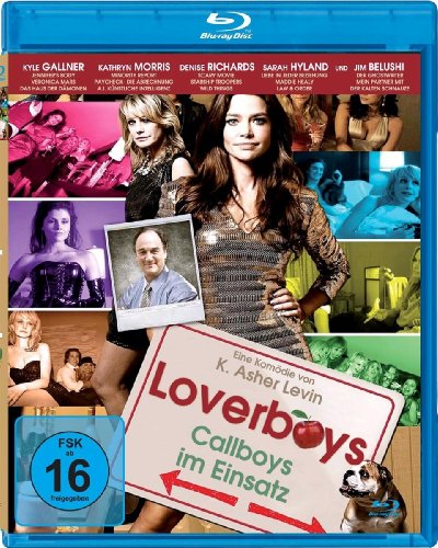Loverboys [Blu-ray]