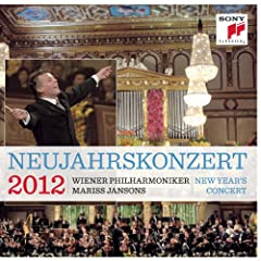 2012 Neujahrskonzert (New Year's Concert) [+digital booklet]
