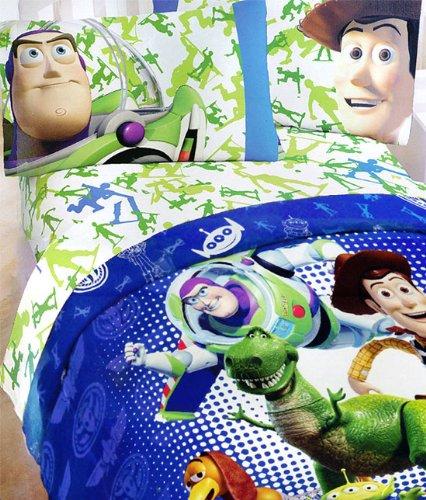 Disney Pixar Toy Story Cotton Rich Twin Sheet Set Find Discount