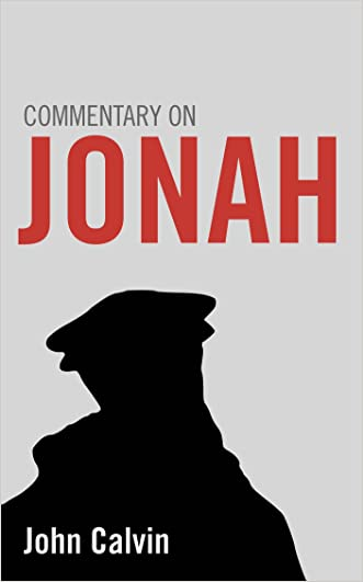 Commentary on Jonah