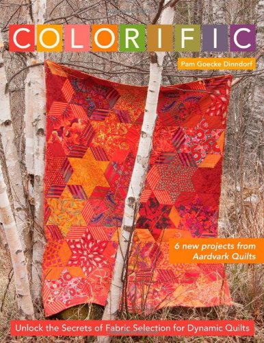 Colorific: Unlock the Secrets of Fabric Selection for Dynamic Quilts: 6 new projects from Aardvark Quilts