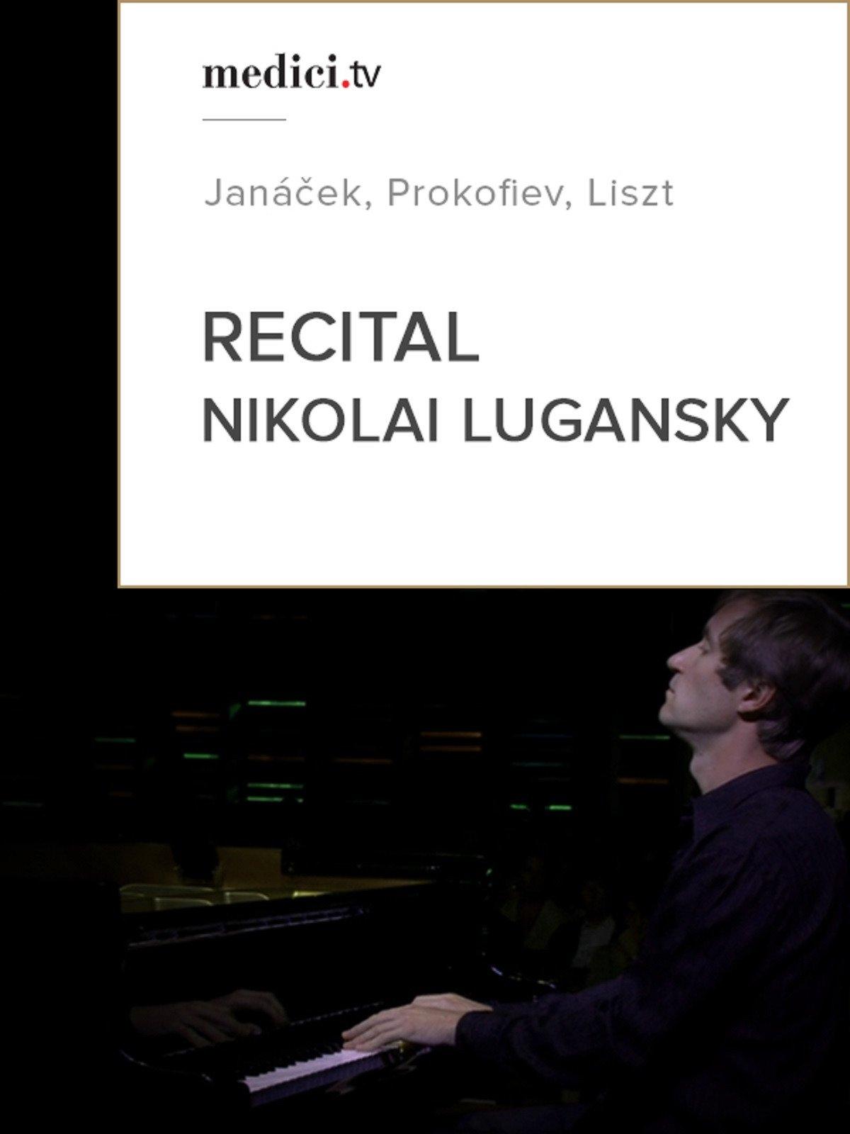 Nikolai Lugansky Recital