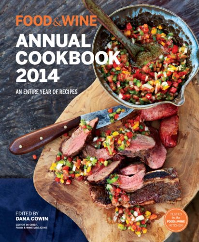 Food & Wine Annual Cookbook 2014 (Food and Wine Annual Cookbook)
