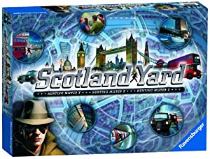 Ravensburger Scotland Yard Relaunch Board Game by Ravensburger