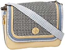Hot Sale Pour La Victoire Chanteuse PLHB1269 Shoulder Bag,Butter/Storm,One Size