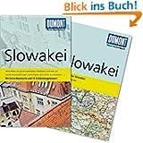 DuMont Reise-Taschenbuch Reiseführer Slowakei: Mit 10 Entdeckungstouren