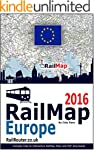 2016 Rail Map Europe: Designed for In...