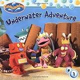 Underwater Adventure: Deep Sea Reg (Rubbadubbers (8x8))