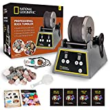 Professional Quality Rock Tumbler by NATIONAL GEOGRAPHIC von Discover with Dr. Cool
