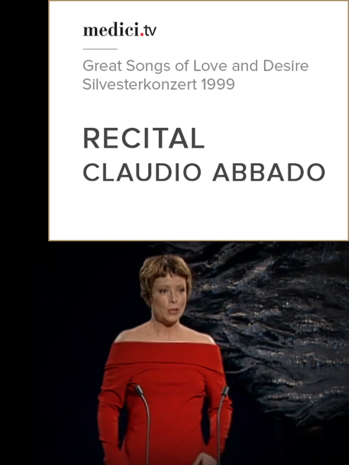Claudio Abbado Recital