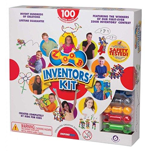 ZOOB Inventor's Kit