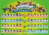 "Skylanders Swap Force Figure Poster 28"" X 20.5"""
