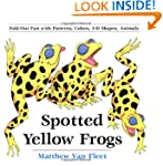 Spotted Yellow Frogs: Fold-out Fun wi...