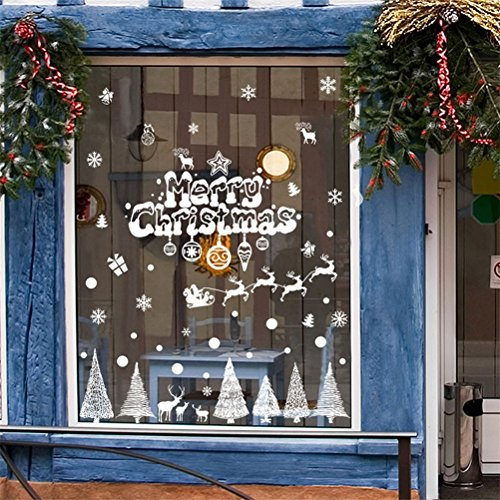 decorie-snowflake-christmas-trees-moose-wall-stickers-for-windows-home-decor-9060cm