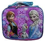 Disney Frozen Elsa, Anna & Olaf Purplr Lunch Bag / 107