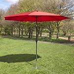 Alfresia 3m Garden Parasol with Crank...