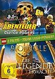LEGO - Die Abenteuer von Clutch Powers / Bionicle: Die Legende erwacht [2 DVDs]