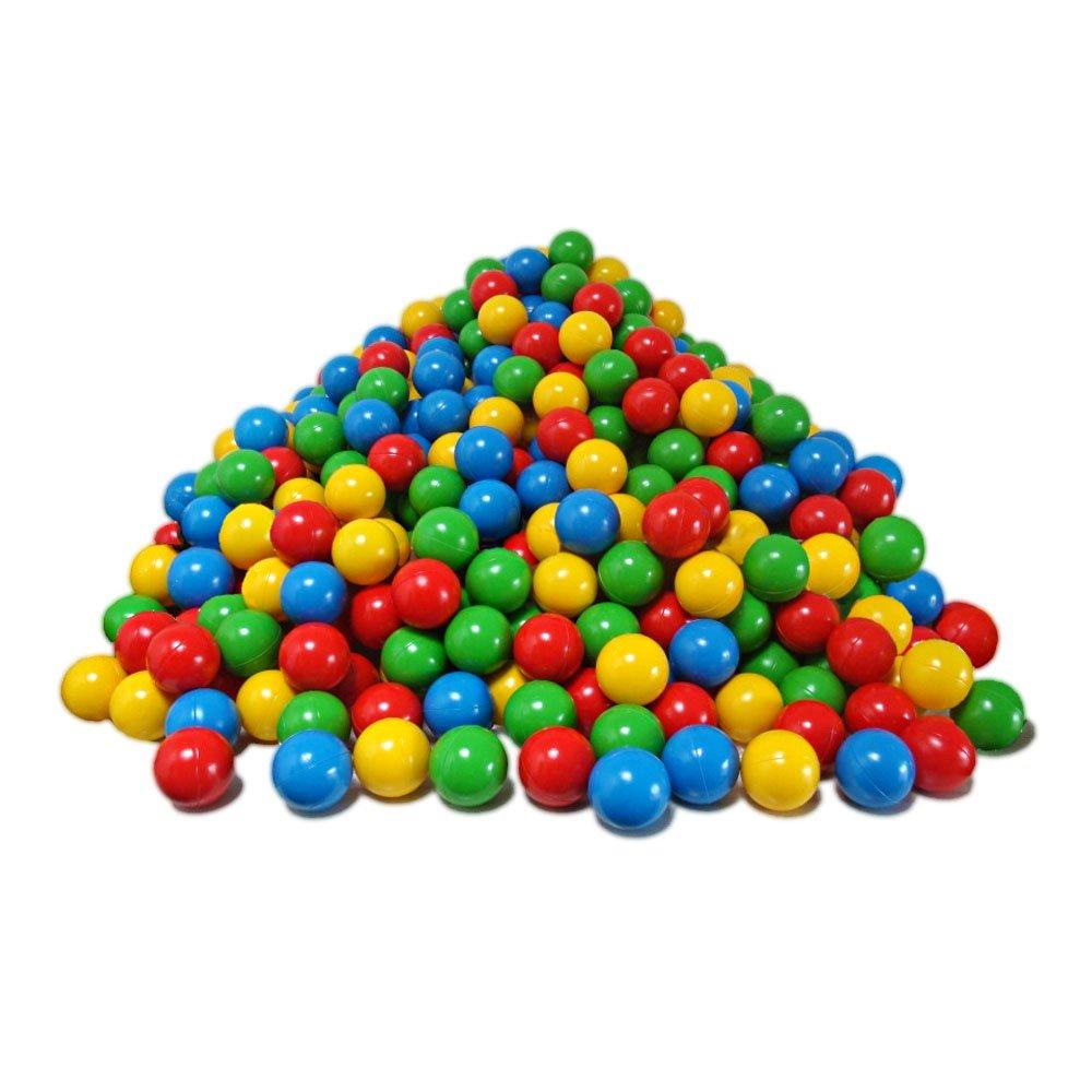 Sortiment Bälle, 750 Stück, 4 Farben kaufen