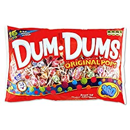 Dum Dums 360 Count Bag