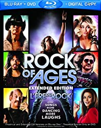 Rock of Ages (Blu-ray + DVD + Digital Copy)