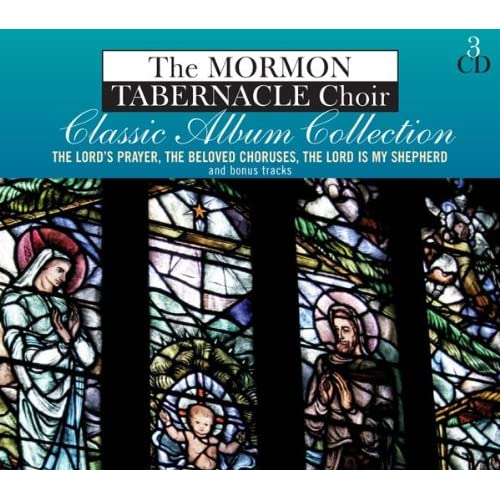 mormon tabernacle choir classic album collection