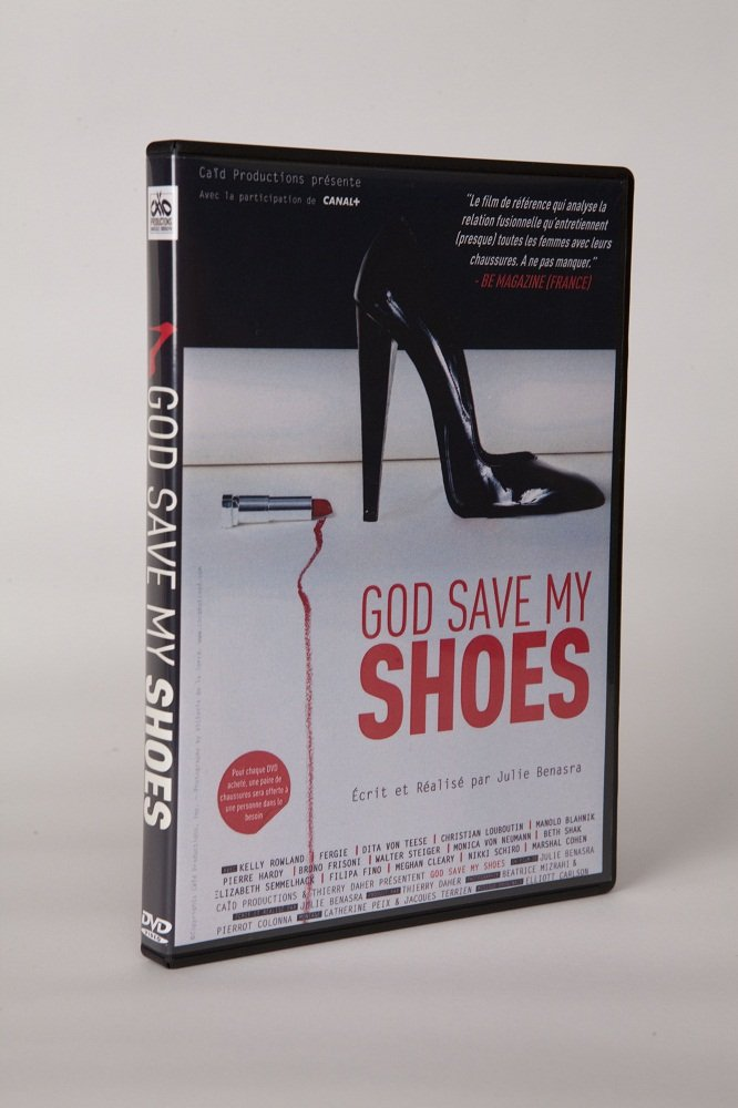Dvd God Save my Shoes God Save my Shoes Dvd・