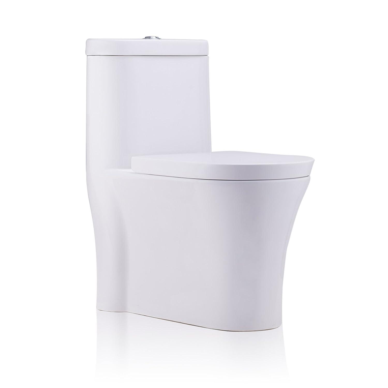 Top 9 Best Dual Flush Toilets 【reviews Amp Guide 2019】