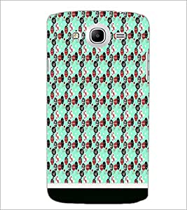 PrintDhaba Pattern D-1824 Back Case Cover for SAMSUNG GALAXY MEGA 5.8 (Multi-Coloured)