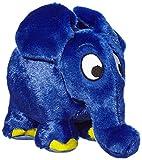 Toy - Schmidt Spiele 42189 - Die Sendung mit der Maus, Elefant Pl�schtier (ca. 17 x 19 cm)