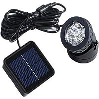 RockBirds Solar Powered LED Spotlight