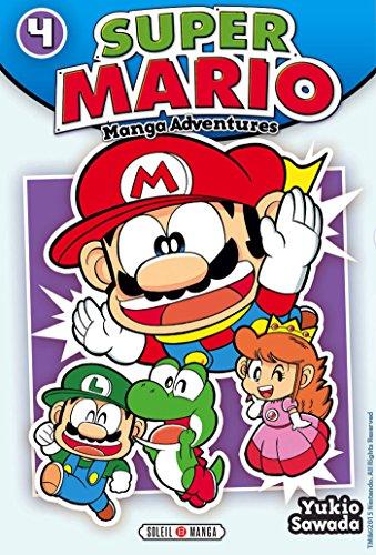 Super Mario - Manga Adventures T4