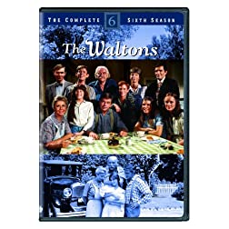 Waltons: The Complete Sixth Season