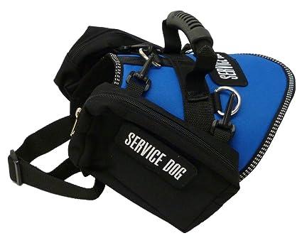 Service Dog Vests And Patches Saddlebag Service Dog Vest