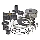 Johnson Evinrude 88-90-100-105-112-115-120-125-130-135-140-150-175-185-200-225-250-275-300 Water Pump Impeller Gasket Kit