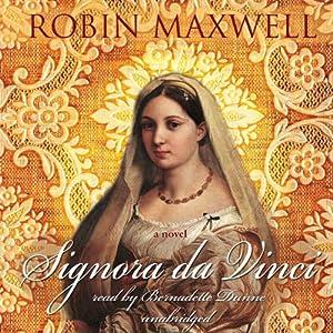 Signora da Vinci: A Novel | [Robin Maxwell]