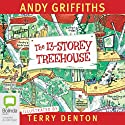 13 Storey Treehouse Audiobook by Andy Griffiths Narrated by Stig Wemyss
