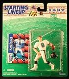 MARK BRUNELL / JACKSONVILLE JAGUARS 1997 NFL Starting Lineup Action Figure & Exclusive NFL Collector Trading Card